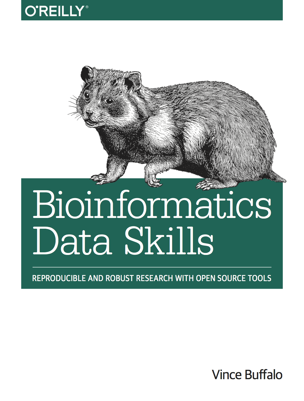 cover of Bioinformatics Data Skills